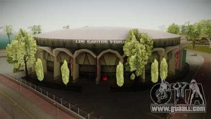 Stadium LS 4K for GTA San Andreas