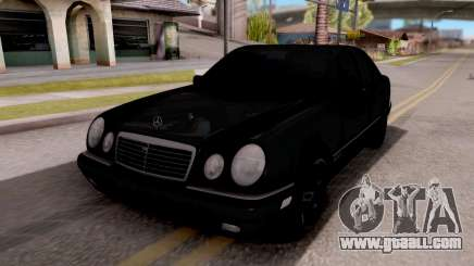 Mercedes-Benz E420 W210 for GTA San Andreas