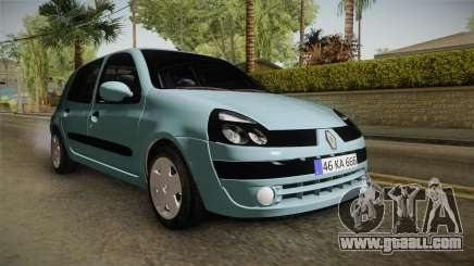 Renault Clio 1.6 16v Hatchback for GTA San Andreas