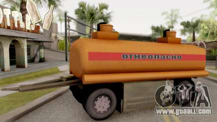 MAZ Trailer for GTA San Andreas