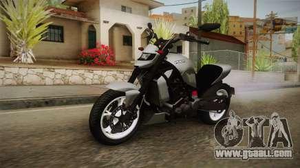 GTA 5 Principe Diabolus v1 for GTA San Andreas