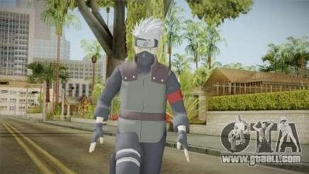 NUNS4 - Kakashi The Last Mangekyou Sharigan for GTA San Andreas