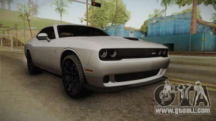 Dodge Challenger SRT Hellcat for GTA San Andreas