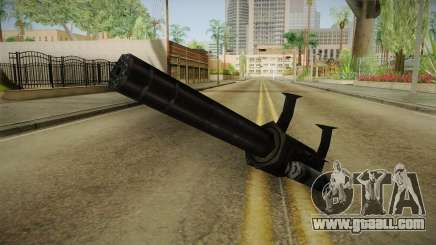 Driver: PL - Weapon 5 for GTA San Andreas