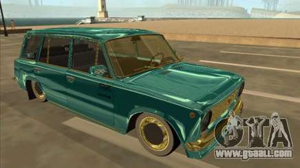 VAZ 2102 Cuban Style for GTA San Andreas