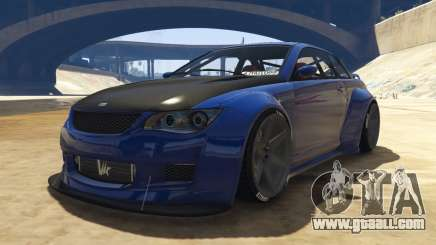 Ubermacht Sentinel Custom for GTA 5