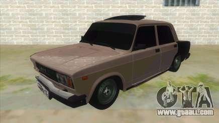 VAZ 2105 Tramp for GTA San Andreas