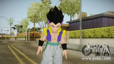 DBX2 - Gotenks SJ for GTA San Andreas
