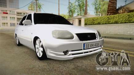 Hyundai Accent GLE for GTA San Andreas