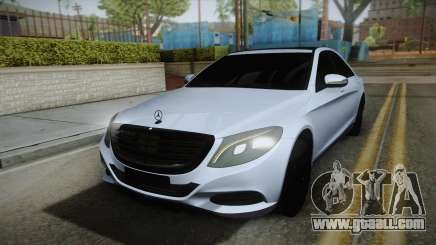 Mercedes-Benz S350 Bluetec for GTA San Andreas