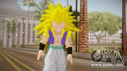 DBX2 - Gotenks SSJ3 for GTA San Andreas