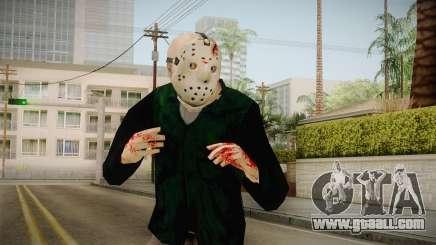 Friday The 13th - Jason v2 for GTA San Andreas