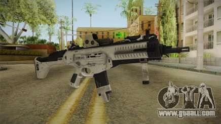 CoD: Ghosts - ARX-160 Holographic for GTA San Andreas