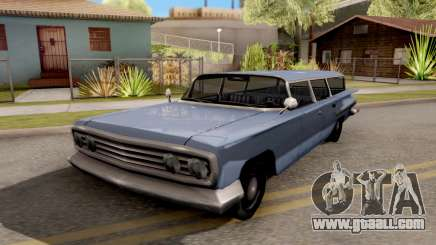 Voodoo Station Wagon for GTA San Andreas