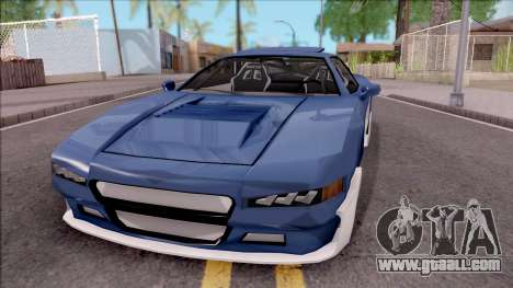 BlueRay's Infernus Pulse + for GTA San Andreas