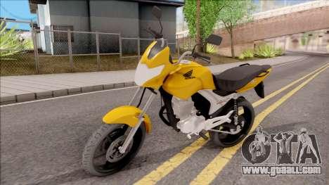 Honda Titan 150 Mix for GTA San Andreas