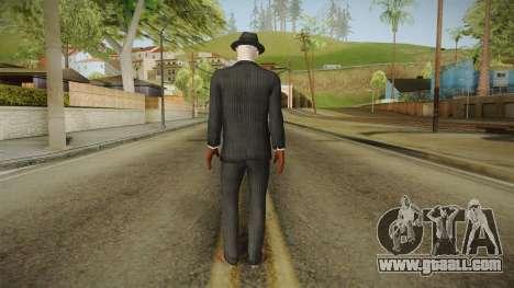 Hitman: Absolution - Hitman 47 Public Enemy for GTA San Andreas third screenshot