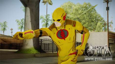 DC Legends - Reverse Flash for GTA San Andreas