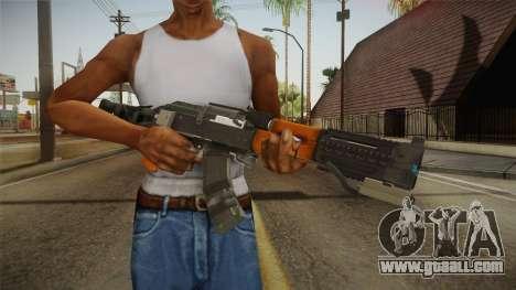 Volk Energy Assault Rifle v1 for GTA San Andreas third screenshot
