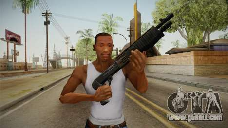 Military Animations 2016 for GTA San Andreas eighth screenshot