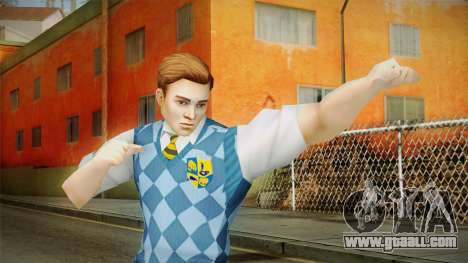 Tad Spencer from Bully Scholarship for GTA San Andreas