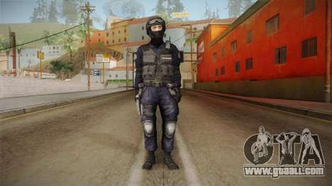ESZ-TIGRI Skin for GTA San Andreas second screenshot