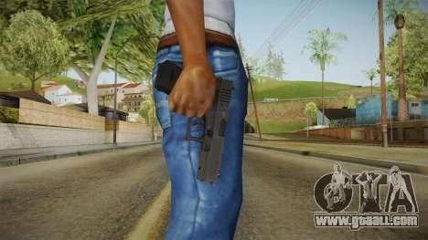 Glock 17 3 Dot Sight Yellow for GTA San Andreas third screenshot
