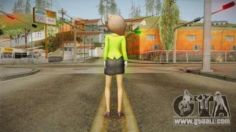 Chihiro Skin for GTA San Andreas third screenshot