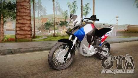 Honda Transalp for GTA San Andreas