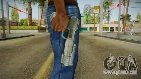 The Scourge Project - Nogaris Pistol for GTA San Andreas third screenshot