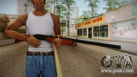 Baikal MP-153 Semi-Automatic Shotgun for GTA San Andreas third screenshot