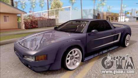 BlueRay Infernus R v1 for GTA San Andreas