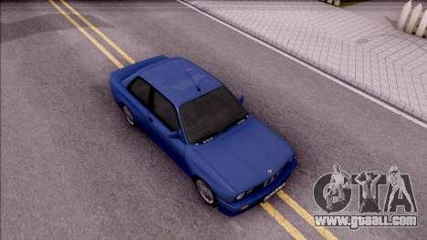 BMW M3 E30 for GTA San Andreas