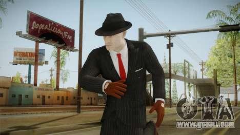 Hitman: Absolution - Hitman 47 Public Enemy for GTA San Andreas