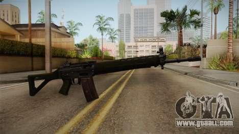 SIG SG-550 Assault Rifle for GTA San Andreas
