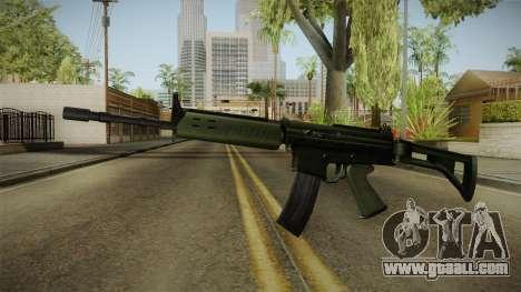 AK-5 Assault Rifle for GTA San Andreas
