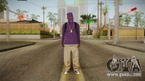 Ballas HQ for GTA San Andreas second screenshot