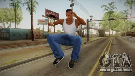 Military Animations 2016 for GTA San Andreas forth screenshot