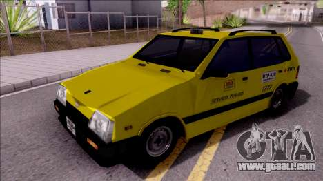 Chevrolet Sprint Taxi Colombiano for GTA San Andreas