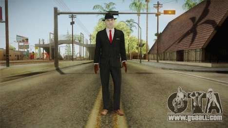 Hitman: Absolution - Hitman 47 Public Enemy for GTA San Andreas second screenshot
