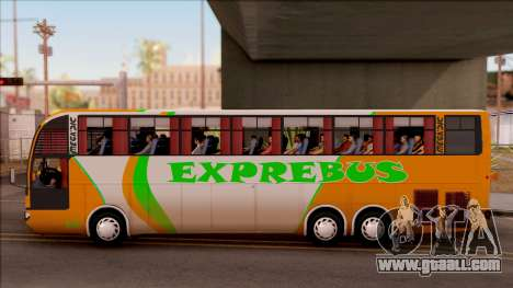 DIC EXPREBUS for GTA San Andreas left view