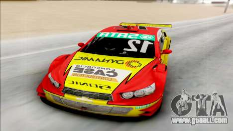 Chevrolet Sonic JL G 09 Stock V8 for GTA San Andreas back view