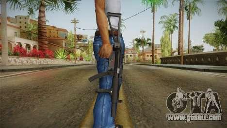 HK MP5 Silenced for GTA San Andreas third screenshot