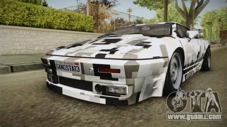 GTA 5 Ocelot Ardent PJ4 for GTA San Andreas