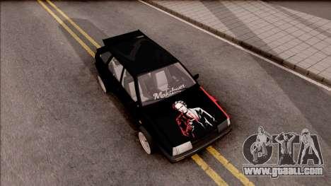 Lada 2109 for GTA San Andreas right view