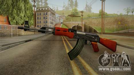 CF AK-47 v1 for GTA San Andreas