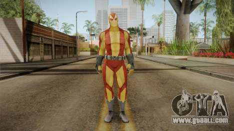 Marvel Heroes - Shocker (Visual Update) for GTA San Andreas second screenshot