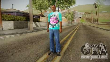 T-Shirt Bring Me The Horizon for GTA San Andreas third screenshot