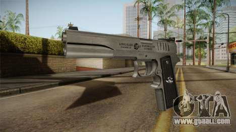 TF2 - Silent Assassin Deagle for GTA San Andreas second screenshot