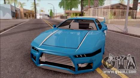 BlueRay's Infernus V9+V10 for GTA San Andreas